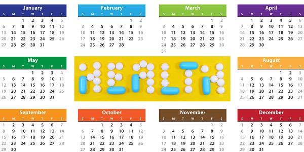 Geneesmiddelenvoorschrift: vereenvoudiging geldigheidsduur en nieuw model vanaf 1 november